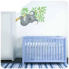 autocollant chambre bébé sticker koala un autocollant pour chambre bébé et enfant