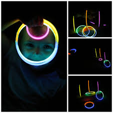 Glow In The Dark Plastic Pumpkins by Diy Glow In The Dark Ringtoss Just Between Friends