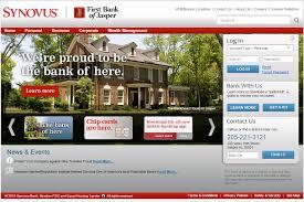 First Bank of Jasper line Banking Login