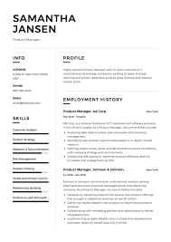 Product Manager Resume Resume [ + 12 Samples ] | PDF | 2019 Veterinary Rumes Bismimgarethaydoncom How To Write The Perfect Administrative Assistant Resume 500 Free Professional Examples And Samples For 2019 Entry Level Template Guide 20 Example For Teachers 10 By People Who Got Hired At Google Adidas 35 2018 Format Sample Photo Ideas 9 Best Formats Of Livecareer Tremendous Of Rumes Image Your Job Application Restaurant Sver Leading 12