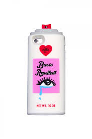Valfre Basic Repeellent 3D Iphone 5 5S Case from Little Mistress UK