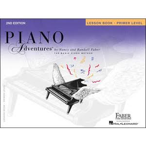Piano Adventures: Lesson Book Primer Level - Nancy and Randall Faber