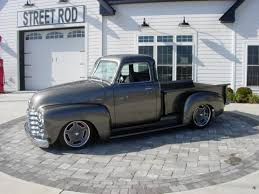 100 1950 Chevrolet Truck AllSteel For Sale Hotrodhotline