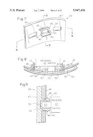 Encon Ceiling Fan Switch by Patent Us5947436 Ceiling Fan Hanger Bracket Canopy And Canopy