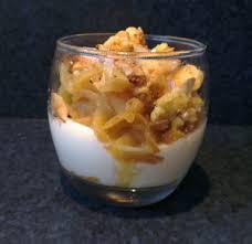 dessert au pomme rapide dessert facile et rapide la verrine gagnante nouvelle cuisine bio
