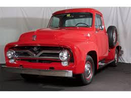 1955 Ford F100 For Sale | ClassicCars.com | CC-1104803 1955 Ford F100 For Sale Near Cadillac Michigan 49601 Classics On 135364 Rk Motors Classic Cars Sale For Acollectorcarscom 91978 Mcg Classiccarscom Cc1071679 Old Ford Trucks In Ohio Average F500 Truck In Frisco Tx Allsteel Restored Engine Swap F250 Sale302340hp Crate Motorbeautiful Restoration Rare Rust Free 31955 Track Cab Enthusiasts Forums 133293
