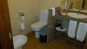 badezimmer mit bd und klo abtrennung top occidental jandía