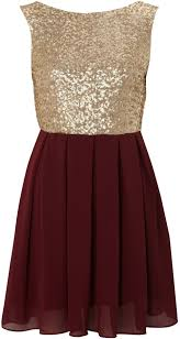 tfnc sequin sarah high low dress gold tfnc high low and sequins