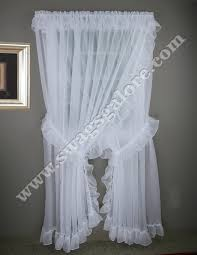 Priscilla Curtains With Attached Valance by Priscilla Curtains Sheer Priscilla Curtains Attached Valance