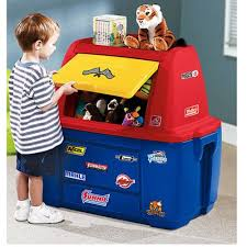 Step2 Furniture Toys by Step2 Speedway Storage Chest And Toy Box Walmart Com