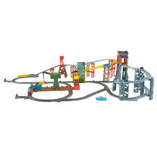 Thomas And Friends Tidmouth Sheds Trackmaster by Fisher Price Thomas U0026 Friends Trackmaster Mad Dash On Sodor Set