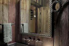 lighting rustic bathroom furniture industrial bathroom vanity