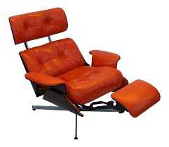 Rare Mid Century Modern Eames Style Recliner