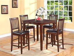 Tall Dining Set Kitchen Tables High Table Room Sets
