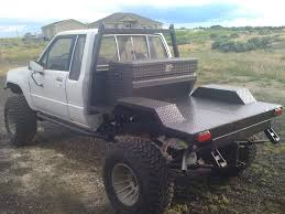Pin By Keith Stringham On Fun Stuff   Pinterest   Toyota, Offroad ... Flat Deck Truck Beds And Dump Bodies Custom Alinum Ladder Racks Pipe Rack For Flatbed Box And Convert Your Pickup To A 7 Steps With Pictures Custom Chevy Flatbed Trucks Marycathinfo Pin By Keith Stringham On Fun Stuff Pinterest Toyota Offroad Economy Mfg Beds Hartstra Manufacturing Hauling To The Hills Part Ii Bed Front Bumper More For Oskaloosa Farm Steel Firm Offers Special Defender Flatbeds Cs Diesel Beardsley Mn