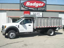 Badger Ford Truck Center | Vehicles For Sale In Milwaukee, WI 53233 Ford F550 Dump Trucks In Pennsylvania For Sale Used On Flatbed Illinois Salinas Ca Buyllsearch 2000 Super Duty Xl Regular Cab 4x4 Truck In 2018 Ford Dump Truck For Sale 574911 Chip 2008 Black Xlt 2006 Dump Bed Truck Item F4866 Sold April 24 Massachusetts 2003 Wplow Tailgate Spreader For Auction 2016 Coming Karzilla As Well Peterbilt 379 With New