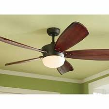 Harbor Breeze Ceiling Fan Light Troubleshooting by Harbor Breeze 60 In Saratoga Oil Rubbed Bronze Ceiling Fan With