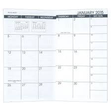 AT A GLANCE Pocket Size Monthly Planner Refill 3 1 2 x 6 1 8