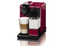 Nestle Coffee Maker Nespresso Lattissima Touch F511RE Red