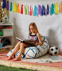 How To Make A Tie Dyed Bean Bag Chair | JOANN Bean Bag Factory Soccer Chair Cover Stuffed Animal Storage Seat Plush Toys Home Organizer Beanbag Amazoncom Ball Sports Kitchen Kids Comfort Cubed Teen Adult Ultra Snug Fresco Misc Blue Gold Nfl Los Angeles Rams Pretty Elementary Age Little Girl On Sports Day Balancing Cotton Evolve Faux Suede Gax Sport Large Small Classic Chairs Sofa Snuggle Outdoor And Indoor Big Joe In Sportsball