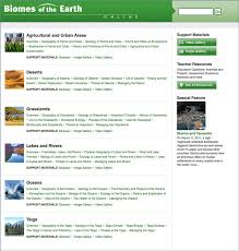 Earth Floor Biomes Desert by Biomes Of The Earth Online Infobase
