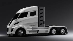 Bosch To Help Nikola Motor Develop Hydrogen Fuel Cell-Powered Semi ... Truck Parts Joplin Mo Unique Tricked Out Semi Trucks Peterbilt Big Rigs Semi Trucks Of Different Makes And Models Stand In Row On Custom Custom Freightliner Classic Xl Driver Jobs Mntdl For Sale Cheap Practical Autostrach Rig Red Tractor Park On Wide Industrial P 17 Inch Friction Power Hauler With 4 Race Cars Modots Campaign Aims To Prevent Semitruck Passenger 8 Things You Should Know When Buying A Used Electric Semis Expected Be Service By 20 Energi News Walmart Introduces Wave Concept Wvideo Poster Posters