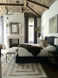 Modern Rustic Master Bedroom Favorites For Neutral Rustic Bedroom