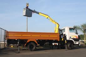 Hyva Corporate - Truck Mounted Cranes