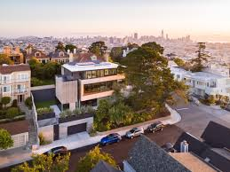 100 John Maniscalco Cedar And Glass Wrap Dolores Heights Residence In San Francisco By