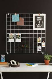 Metal Grid Wall 5 Ways To Decorate Your