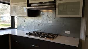 This Glass Splashback Is Called Meteor And Available In All Colours But Works Best With Light Coloured MetallicsThe Owners Of Perth Home Had A