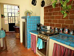 Warmth Mexican Kitchen Decor