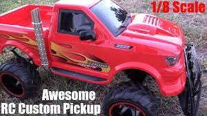 1/6 Scale New Bright RC Custom Pickup Truck Remote Control Toy ... Scale Rc Of A Toyota Tundra Pickup Truck Rc Pinterest 9395 Pickup Tow Truck Full Mod Lego Technic Mindstorms Gear Head 110 Toy Vinyl Graphics Kit Silver Cr12 Ford F150 44 Pickup Black 112 Rtr Ready To Rc4wd Trail Finder 2 Truck Stop Light Bars Archives My Trick Milk Crate Blue 1 Best Choice Products 114 24ghz Remote Control Sports Readers Ride Of The Year March Sneak Peek Car Action Toys With Dancing Disco