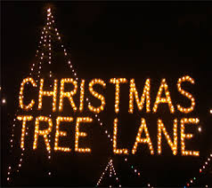 Christmas Tree Lane Fresno playfresno org things to do