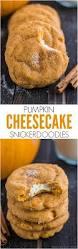 Skinnytaste Pumpkin Pie Cheesecake by Pumpkin Cheesecake Snickerdoodles Recipe Pumpkin Cheesecake