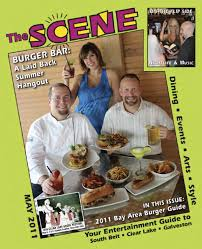 Tommys Patio Cafe Webster Tx by The Scene Magazine May 2011 Front To Back By The Scene