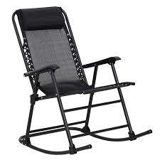 Outsunny Folding Rocking Chair Outdoor Portable Zero Gravity Chair W/  Headrest Durogreen Classic Rocker Black 3piece Plastic Outdoor Chat Set Presidential Recycled Wood Patio Rocking Chair By Polywood Shop Intertional Concepts Slat Seat Palm Harbor Wicker Grey At Home Trex Fniture Yacht Club Charcoal Americana Style Windsor Jefferson Woven With Tigerwood Weave Colby Cophagen Cushioned Rattan Armchair Glider Lounge Cushion Selections Chairs At Lowescom