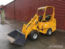 Eurotrac W11-Electric - Mini Loaders, Price: £21,000, - Mascus UK