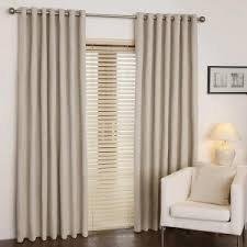 Curtain Rod Grommet Kit by Home Accessories Elegant Grommet Curtains For Interior Home