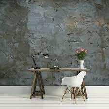 details zu vlies fototapete grau beton wand mauer wohnzimmer tapete wandtapete 26