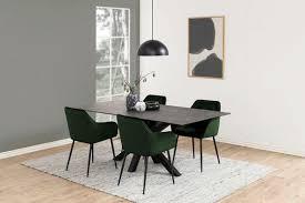 esszimmer stuhl in grün schwarz jetzt bestellen