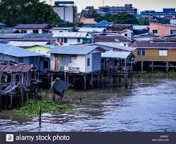 100 Homes In Bangkok June 20 2017 Thailand Riverfront