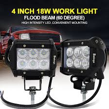 Truck 24V LED: Amazon.co.uk Turbosii Pair 7 Inch Led Light Bar Off Road Driving Fog Lights Super 10w Roundsquare Spotflood Beam Led Work For Car Motorcycle Land Rover Defender Offroad Truck 4x4 27w Round Spot Lightfox 20 Inch 126w Cree 4wd Flood 4 54w Flood Dc 1030v 172056 Lamp 2 Cree For Dicn 1 5in 45w Floodlights 45w Working 1pcs 5inch 18w Pod 2pcs 27w Tractor Boat