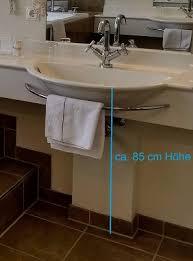 höhe waschbecken 5 tipps für die richtige höhe des
