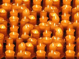 bougies allumées noel photos gratuites images gratuites et