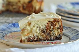 Carrot Cake Cheesecake Cook Diary