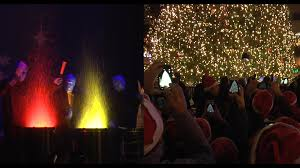 Rockefeller Christmas Tree Lighting 2014 Live Stream by Faneuil Hall Tree Lighting Spectacular Pre Christmas Event Youtube