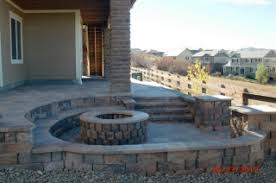 16x16 Patio Pavers Weight by Pavers Retaining Walls Littleton Colorado Santa Fe Sand And