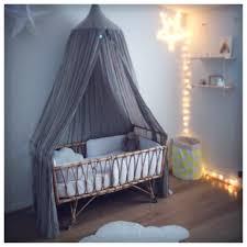 chambre bébé retro vendu lit bébé en rotin vintage deco trendy a t e l i e r