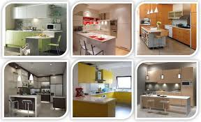 Various Pictures Of Modern Contemparary Kitchen Cabinet Design From Malaysia